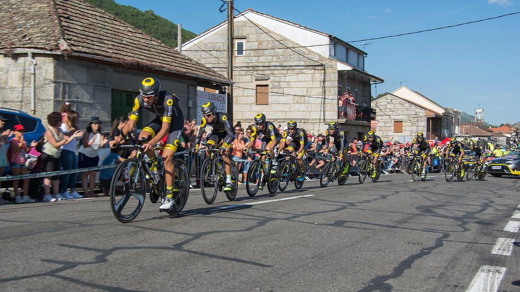 Vuelta a España 2016 CRE Laias - Castrelo de Miño 29127080935_042a80e10d_b