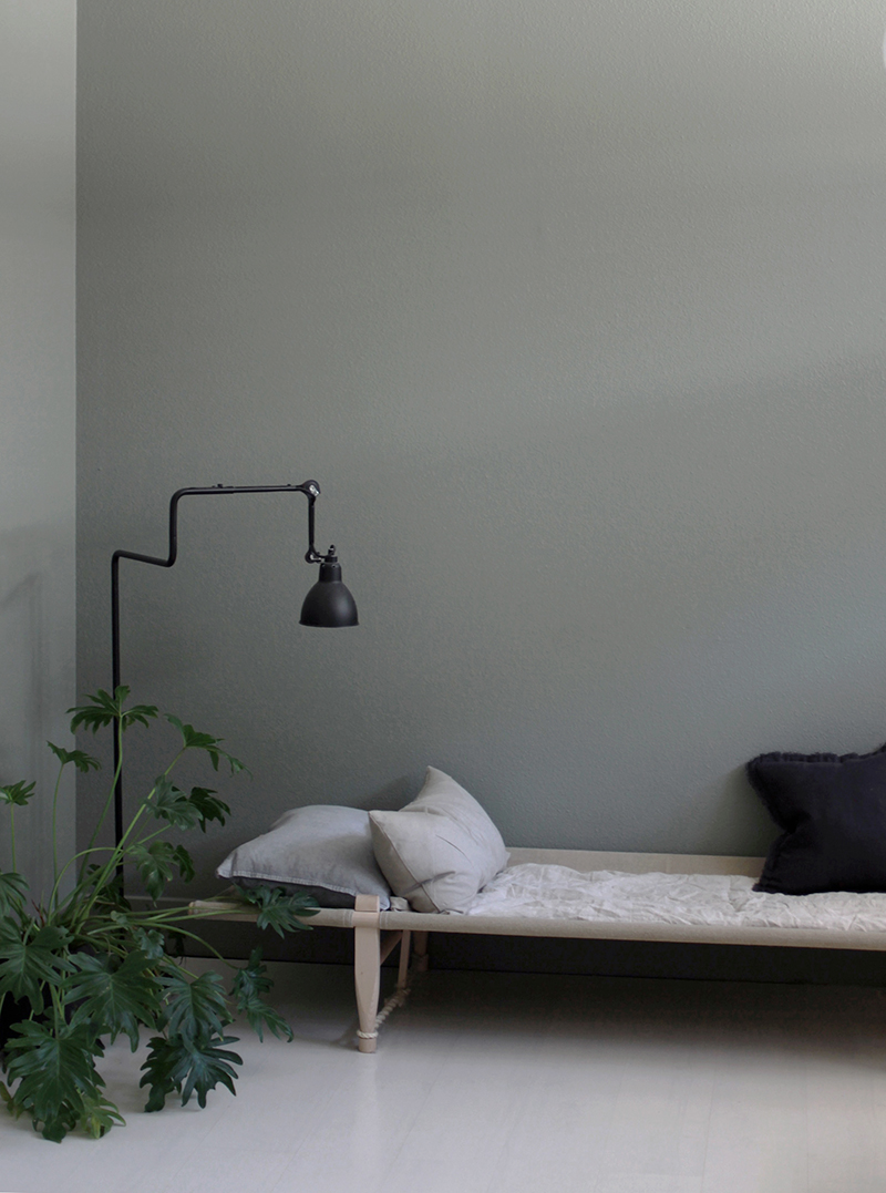 AMM blog | green bedroom