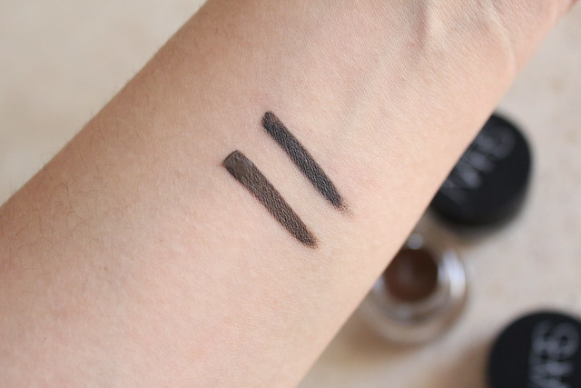 NARS Brow Defining Creams in El Djouf and Danakil review