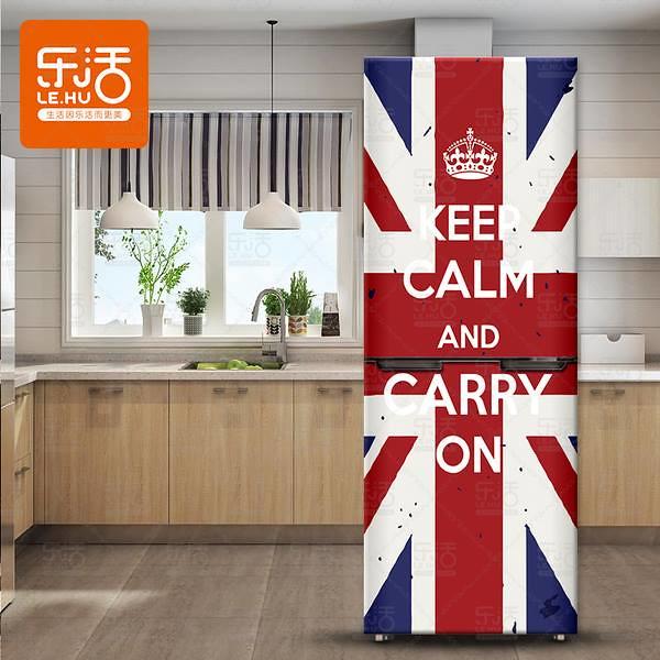 淘寶看到的冰箱貼:英國風