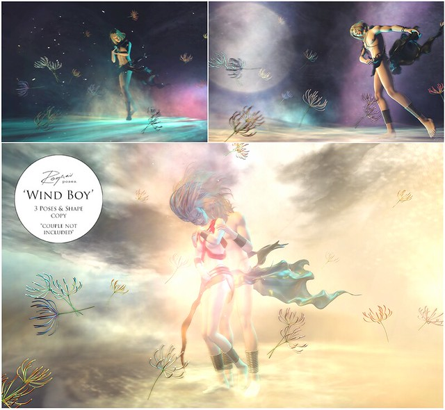 ROQUAI's Wind Boy AD
