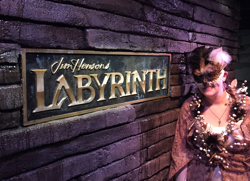 Labyrinth Masquerade Ball