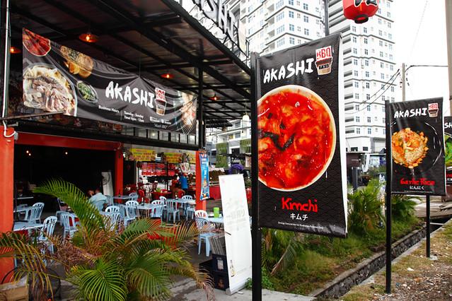 Akashi BBQ Restaurant Puchong