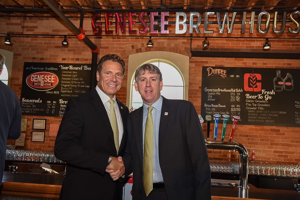 Governor Cuomo Announces Genesee Brewery Expansion to Create 128 Jobs in Rochester