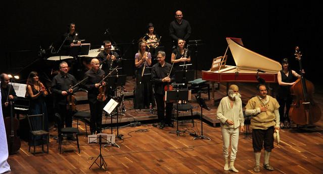 ANDANZAS Y MÚSICAS DE DON QUIJOTE - 29º FESTIVAL DE MÚSICA ESPAÑOLA - AUDITORIO CIUDAD DE LEÓN 25.09.16