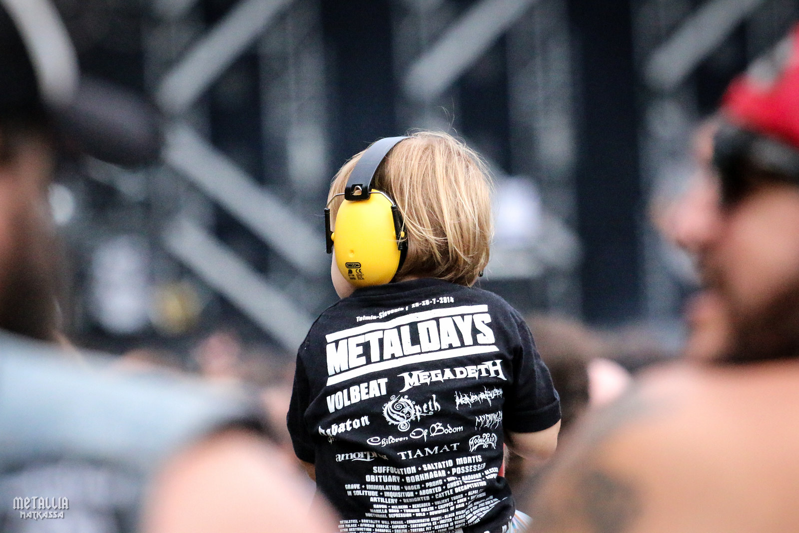 metaldays, metaldays 2016, metalcamp, metal baby