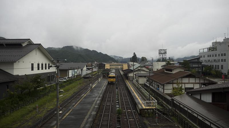Hida-Furukawa Sta.