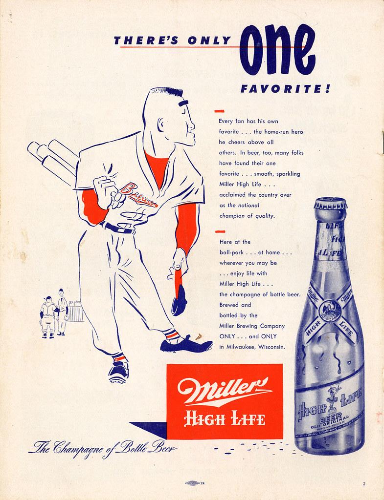 Miller-1950-baseball