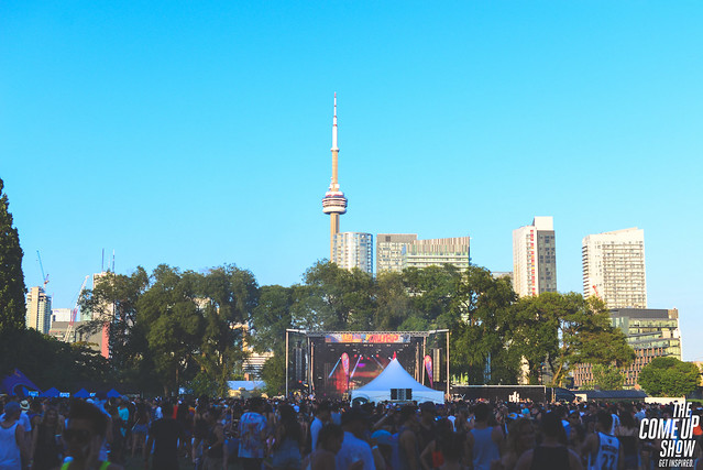 Mad Decent Block Party @ Fort York Garrison Commons