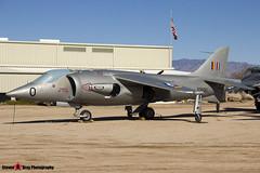 XS690 - 64-18264 - Royal Air Force - Hawker Siddeley P-1127 Kestrel FGA.1 XV-6A - Pima Air and Space Museum, Tucson, Arizona - 141226 - Steven Gray - IMG_8012