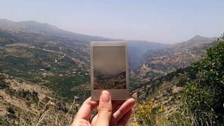 Picture Comparison Kadisha Valley