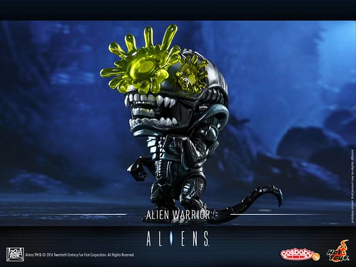 Alien Warrior Cosbaby 2