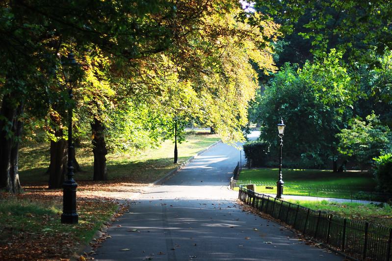 Hyde Park Lontoo 7