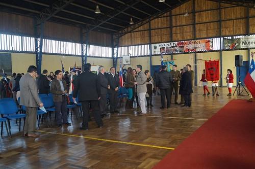 Acto conmemoración Combate Naval de Iquique