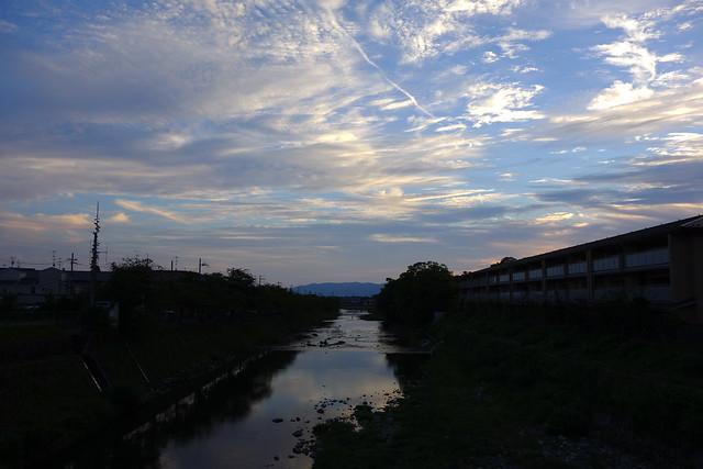 2016/09 松ヶ崎橋辺り #06