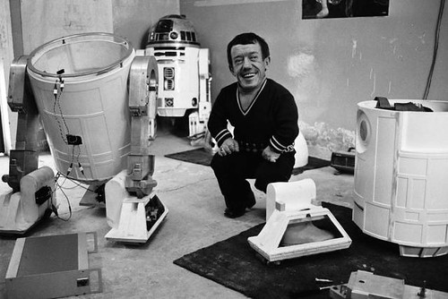 Kenny Baker - R2-D2 - Photo 7