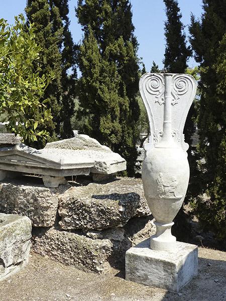 le cimetière du céramique 5