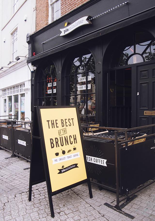 new brunch menu pieminister bristol restaurant
