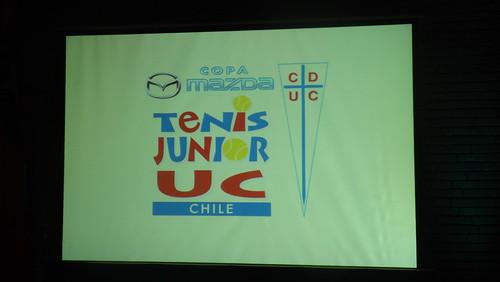 Lanzamiento XXI Torneo Internacional Junior Universidad Católica