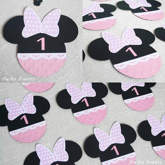 invitaciones minnie mouse merbo events