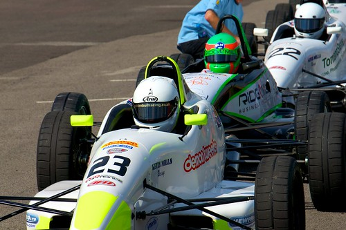 FORMULA FORD PRACTICE | by CAR TREV