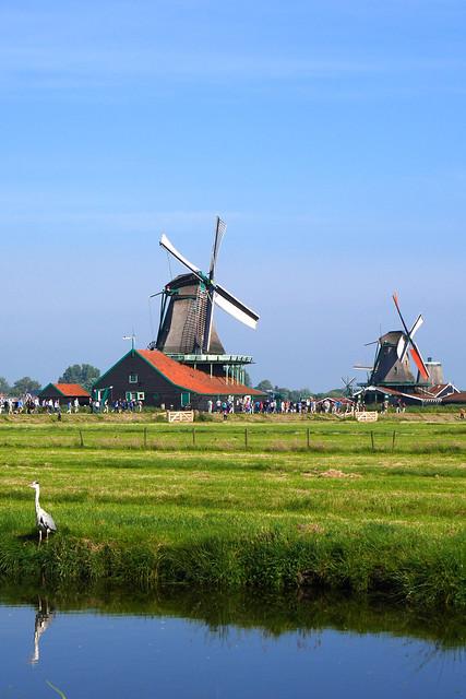2014 Zaanse Schans & Volendam