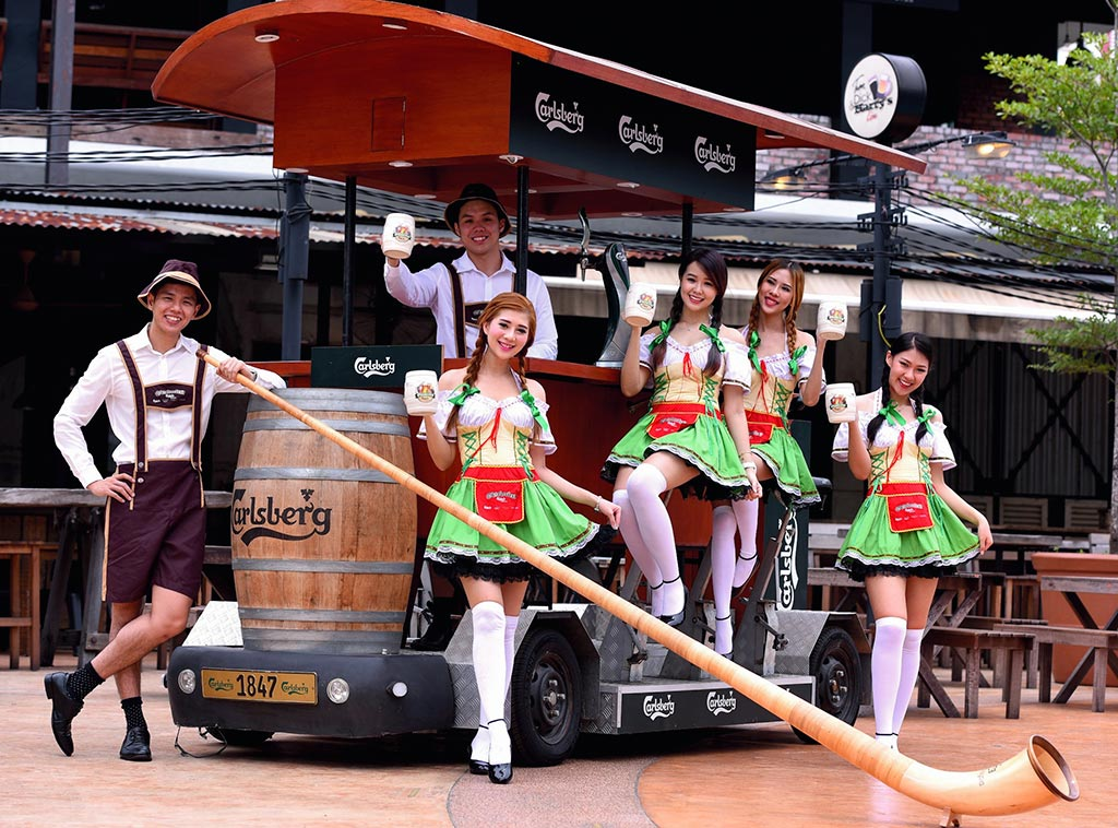 Oktoberfest by Carlsberg Malaysia