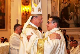 Noicattaro. Ordinazione Diaconale Antonio Lattanzio front