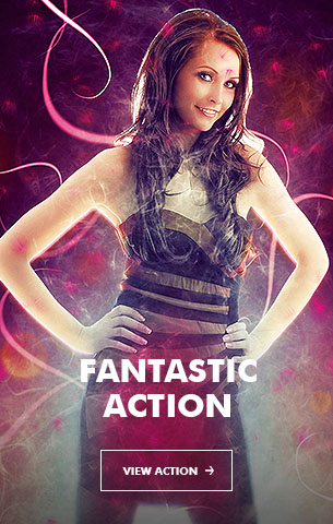 Creative Splatter Photoshop Action - 70