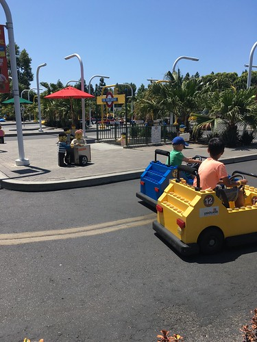 Driving School, Legoland