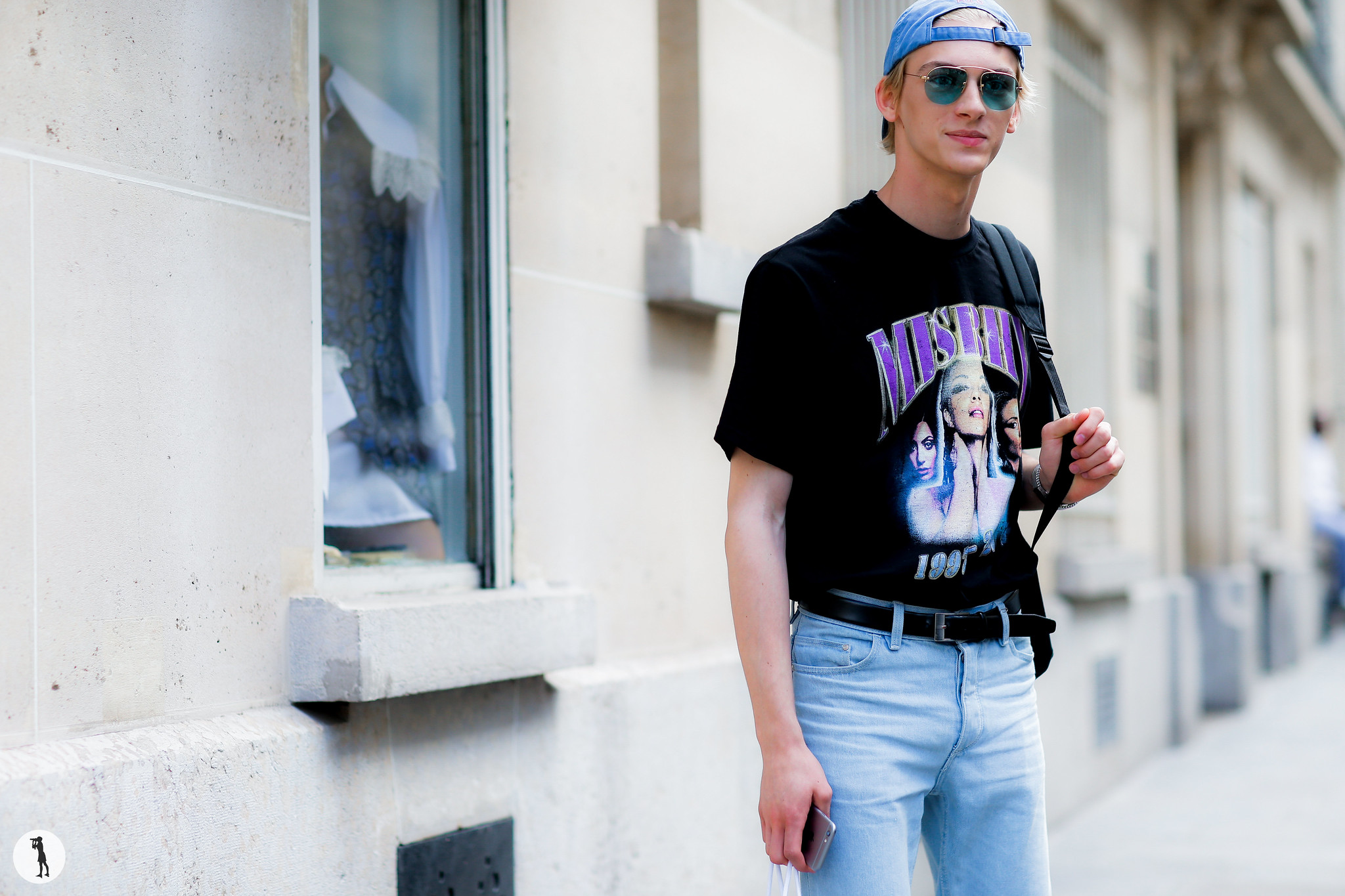 Model - Paris Fashion Week Menswear SS17 (32)