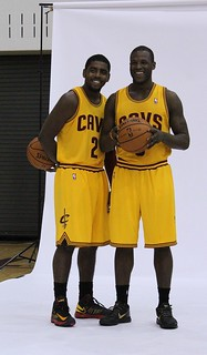 2012-2013 Media Day | by Cavs History