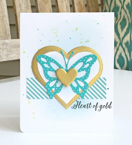 Jennifer Kinney_SAF2016_Gilded in Gold_1