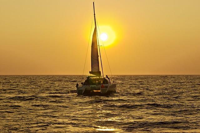 Another stunning Santorini sunset