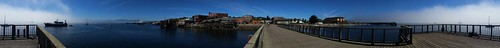Port Townsend Harbour Panoramic