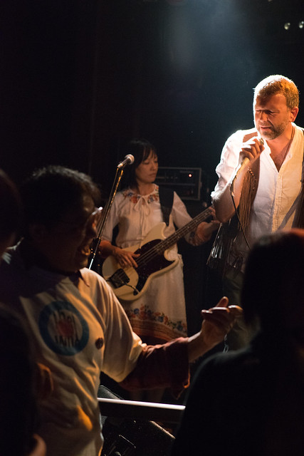 TOWNZEN live at Club Mission's, Tokyo, 21 Aug 2016 -00107