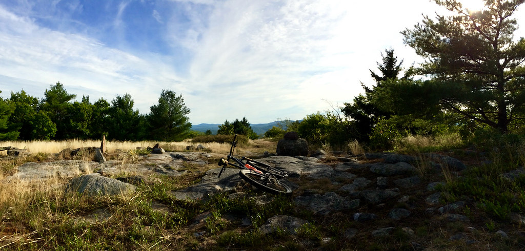 Rose Mountain // View from the top...