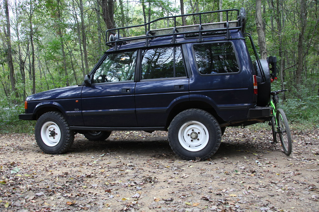 Rare Safety Devices Land Rover Discovery I