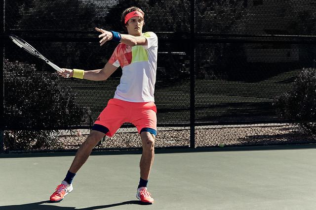 Alexander Zverev 2016 US Open outfit
