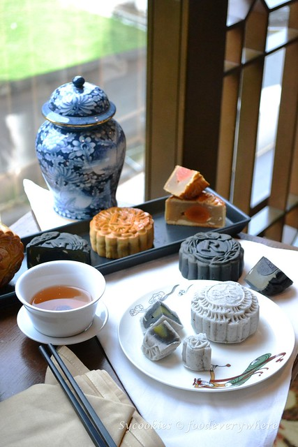 9.Dynasty Restaurant Renaissance Hotel KL 2016 Mooncake