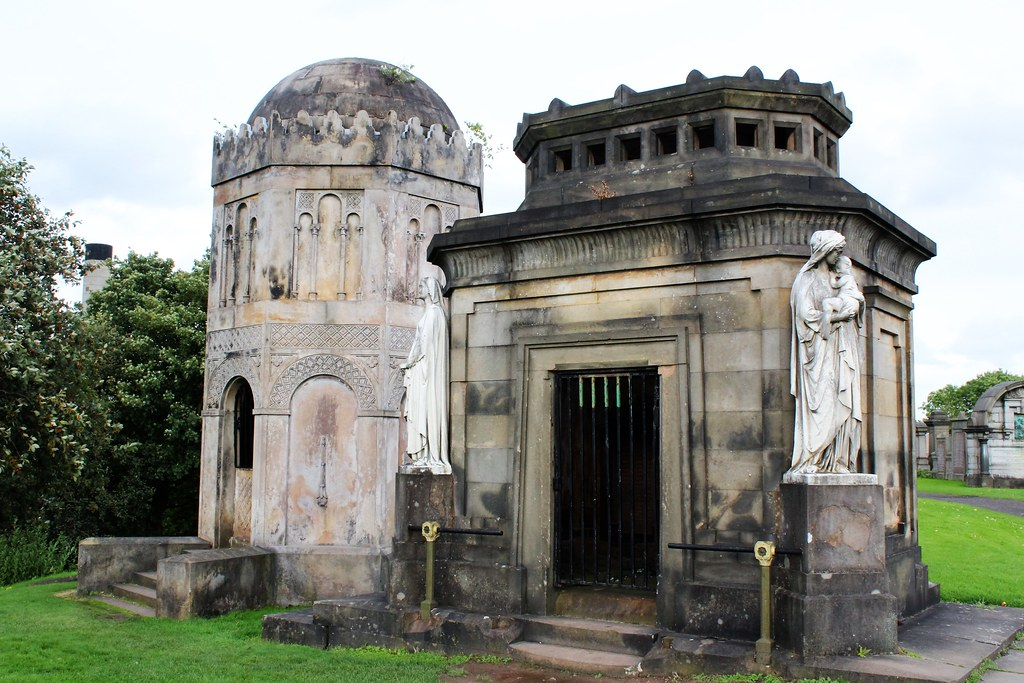 Wilson Mausoleum and Houldsworth Mausoleum