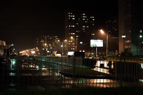 В столице разрешили парковаться в ночное время на некоторых улицах.