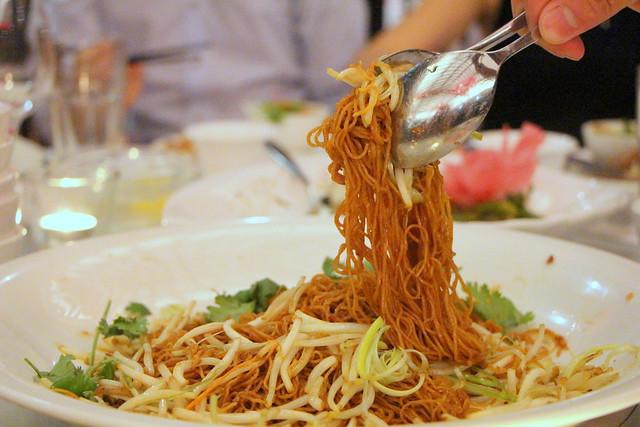 Peony Jade Hong Kong Egg Noodles
