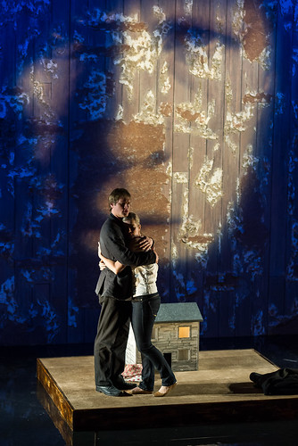 Ruby Hughes & Hakan Vramsmo in In the Locked Room © Clive Barda 2012 | by Royal Opera House Covent Garden