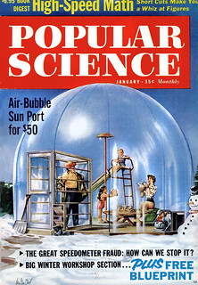 1961 ... backyard air bubble! | by x-ray delta one