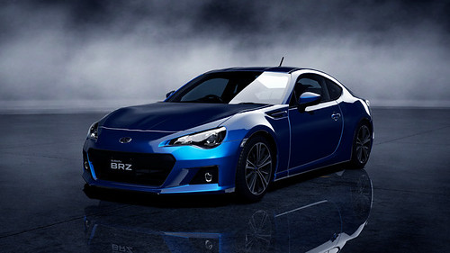 New DLC For GT5 - GT BRZ | by PlayStation Europe