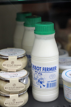 Lait Ribot : buttermilk | by David Lebovitz