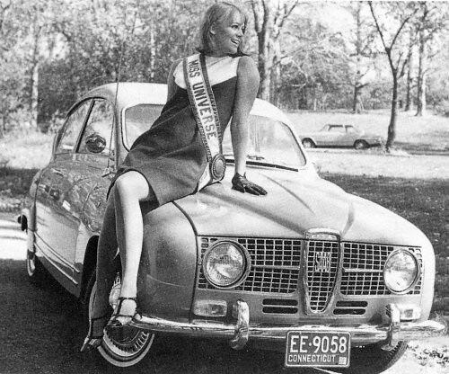Mlle Margareta Arvidsson (Suède) - 1966