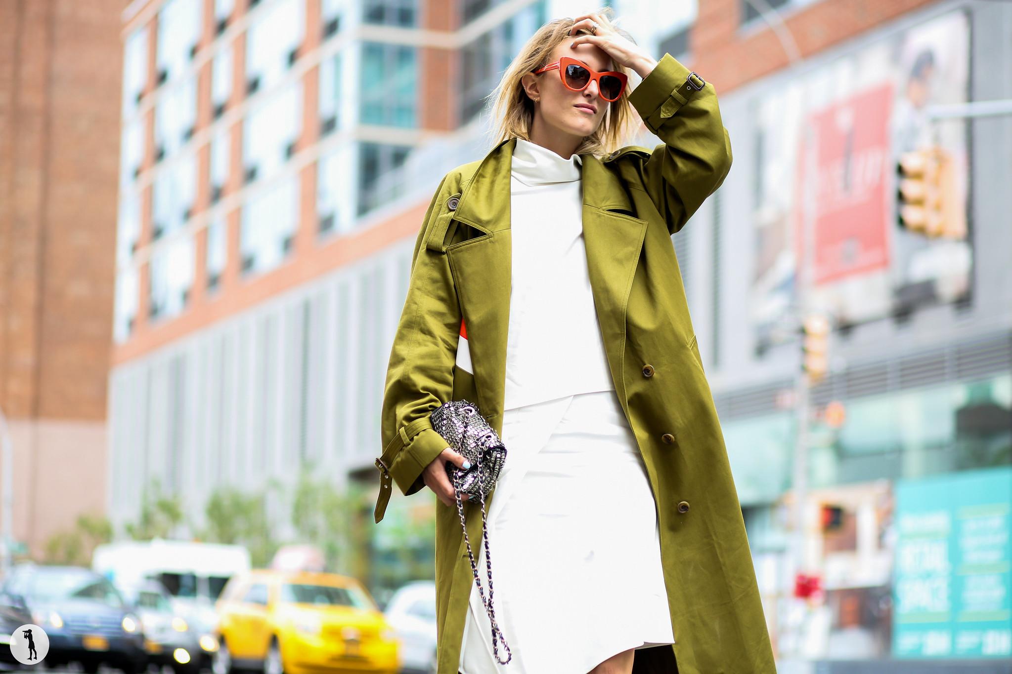 Rebecca Laurey at New York Fashion Week-5