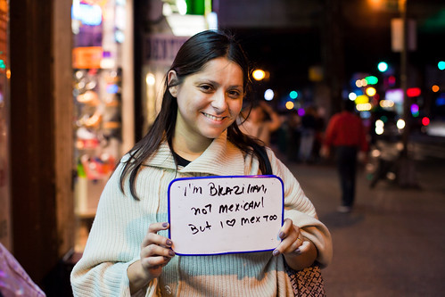 """Something About Me"" Series, Jackson Heights 